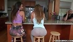 Eva Lovia And Keisha Grey Are In Mood For Fun 1 #4901